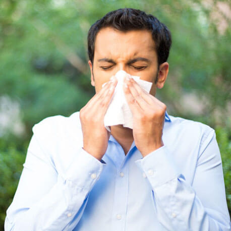 About Allergies - We Cure Allergies By Naturopathy Treatment