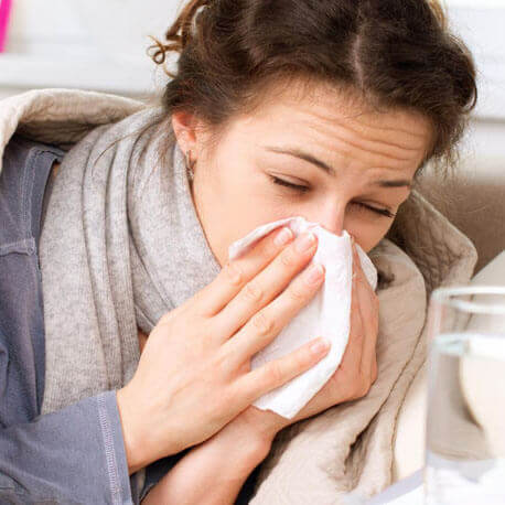 Cure Health Cure Common-Cold By Naturopathy Treatment