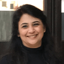 Dr. Vibha Mahajan is a self-motivating and highly organized person who has gained extensive experience in accounting, business development and health and social care modules in India and UK.