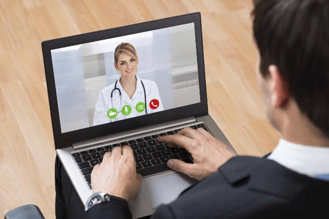 Live Video Chatting To Discuss About Your Diseases With Our Expert Naturopathic Doctor